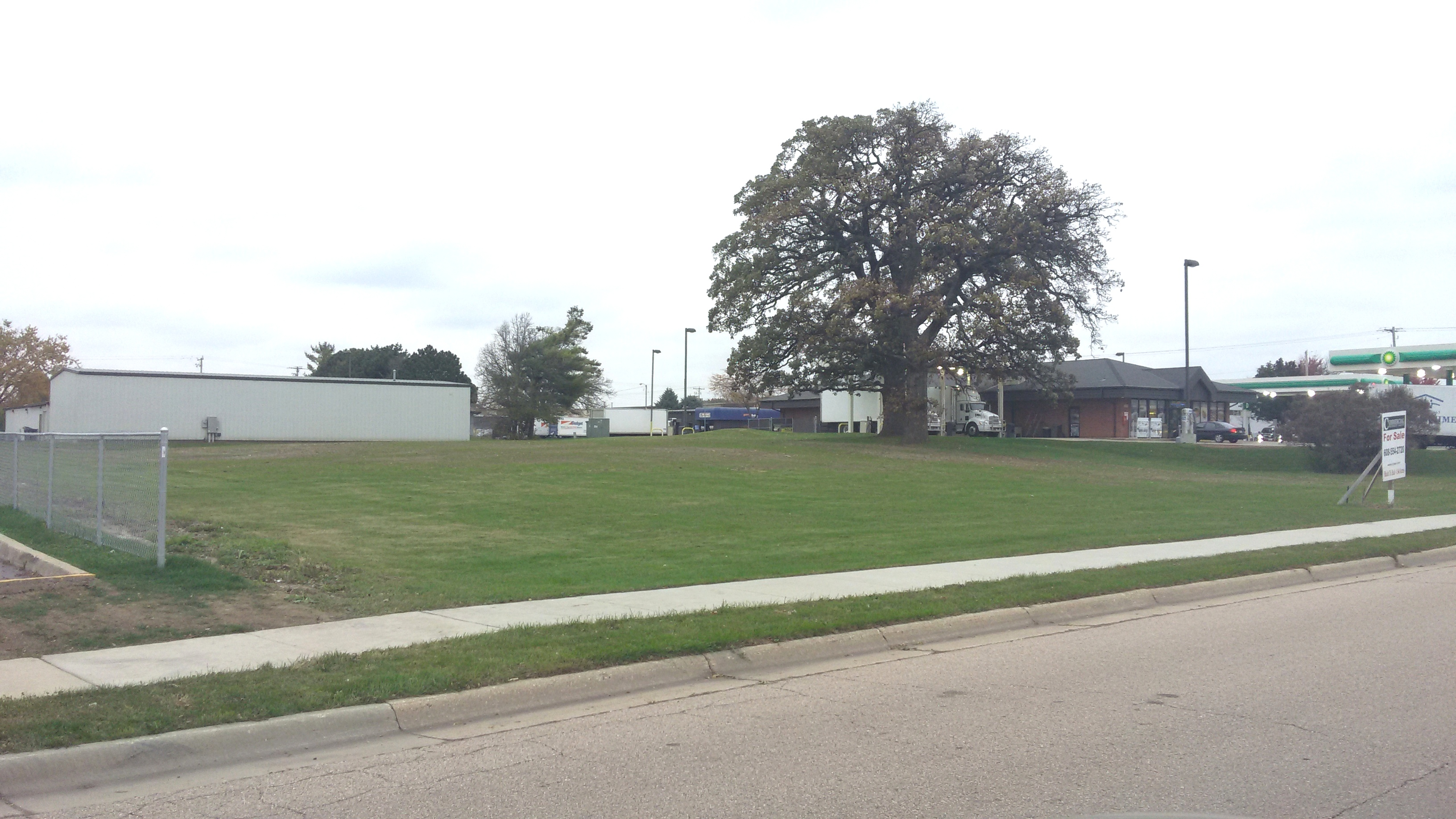 milton avenue development site