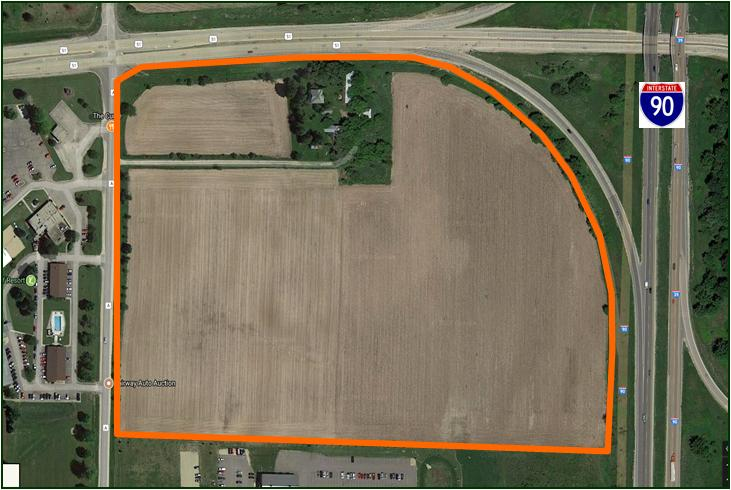 Interstate 90 Development Site