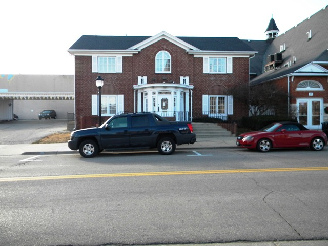Jackson Street Building