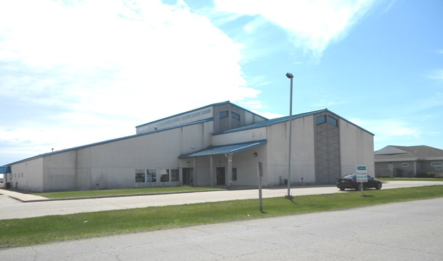 Retail /Fitness Building