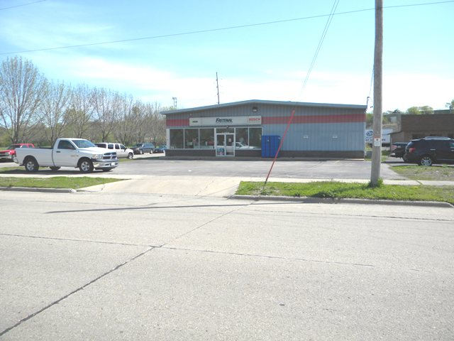 Former Fastenal Site