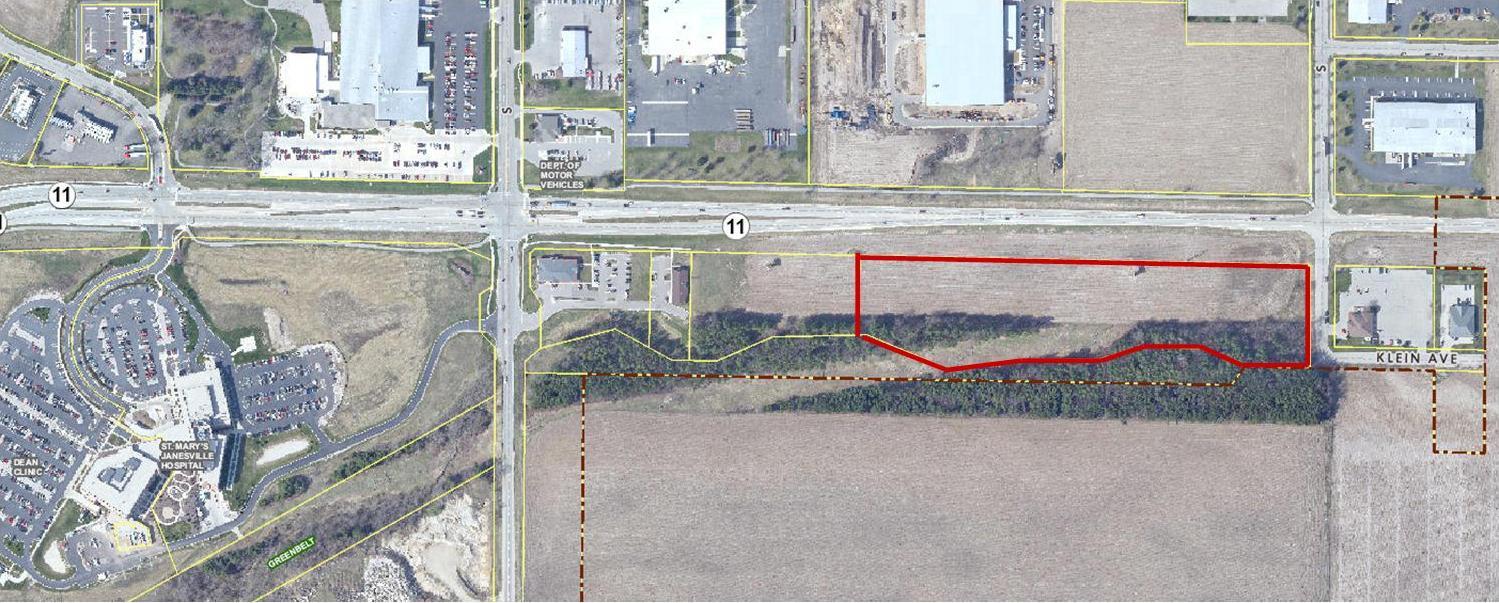 East Racine Street Development Land