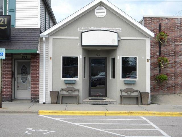 Milton Retail Office Site