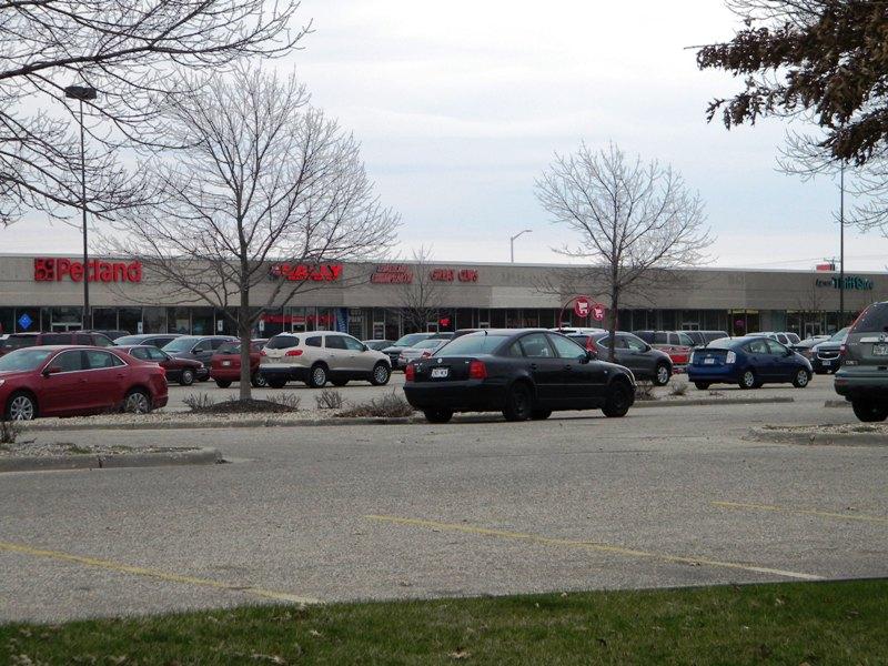 Target Strip Center